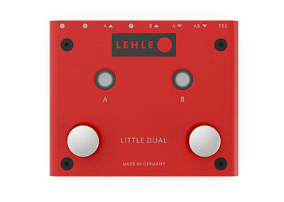 Lehle Little Dual II 2-Switch ABY Switcher • 200.60£