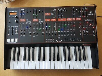 Behringer Odyssey Synthesiser Boxed • 380£