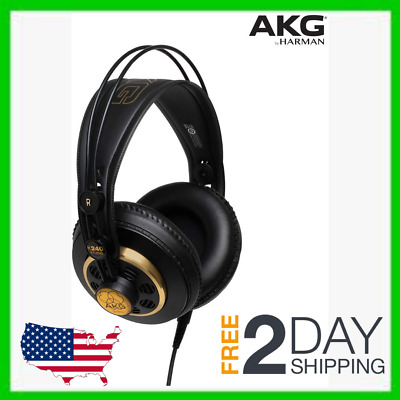 AKG K240 STUDIO Professional Semi-Open, Over-Ear Studio Headphones Comfort New • 65.66£