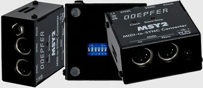 NEW Doepfer MSY2 Midi To Din Sync Interface  • 86.62£