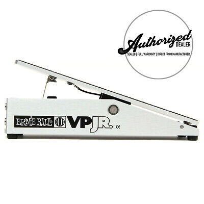 Ernie Ball VP JR 250K Volume Pedal For Passive Electronics • 73.14£