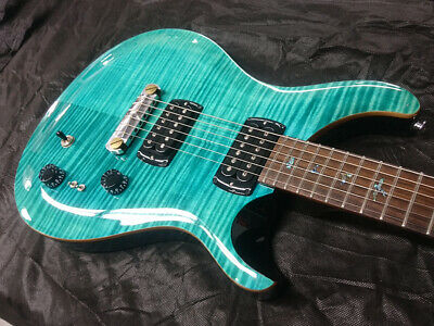 New Paul Reed Smith Prs Se Paul'S Guitar Aqua *Sze357 • 1,292.76£