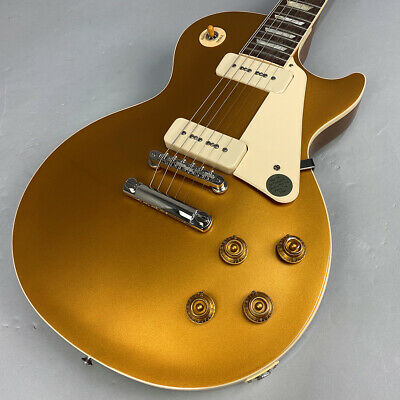 New Gibson Les Paul Standard 50S P-90Gold Top *Nsp877 • 2,422.89£