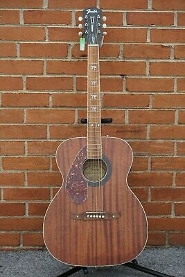 New 2020 Fender Tim Armstrong Hellcat LH 2020 Natural Acoustic Electric Guitar • 350.75£