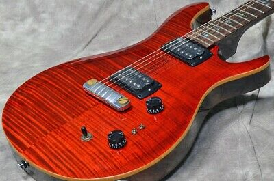 New Paul Reed Smith Prs Se Paul'S Guitar Fire Red *Tlf467 • 1,310.21£