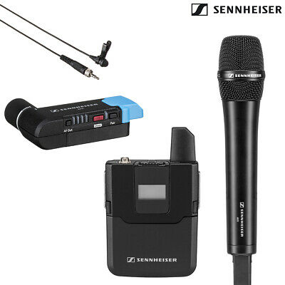 Sennheiser AVX Combo SET 1.9 GHz Digital Camera-Mount Wireless Microphone System • 682.28£