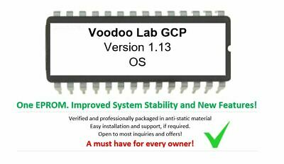 Voodoo Lab Ground Control Pro - Various 1.13 Eprom Firmware Update Upgrade For • 9.01£