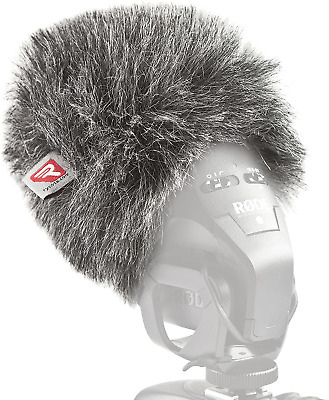 Rycote 055430 Mini Windjammer For Rode Stereo VideoMic Pro • 42.09£
