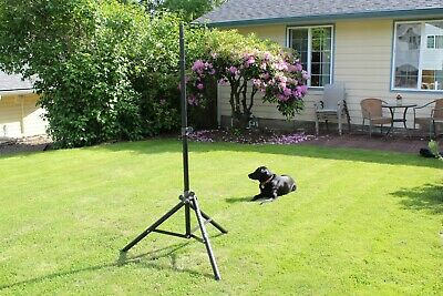 Ultimate Ts-80b Speaker Support Stand Tripod W/ Carry/storage Bag. Needs Work. • 35.62£