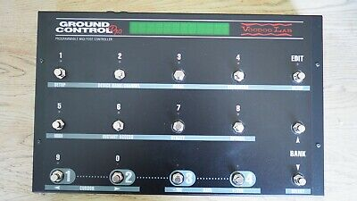 Voodoo Lab Ground Control Pro See My Other Listing For GCX Switcher • 150£