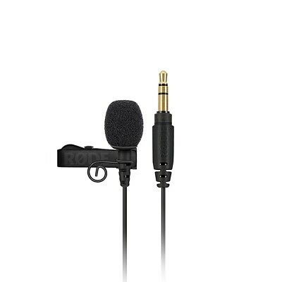 Rode Lavalier Go Clip On Mic (Wireless Go) • 58.50£