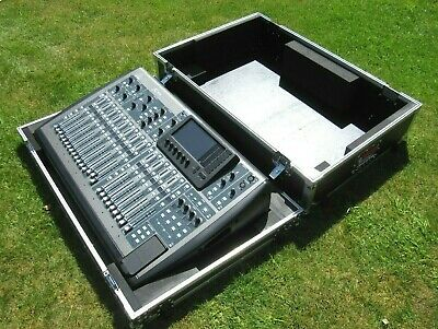 X32 Mixer GATOR Flight Case - G-TOURX32NDH - For Behringer X32 New And Unused. • 237£