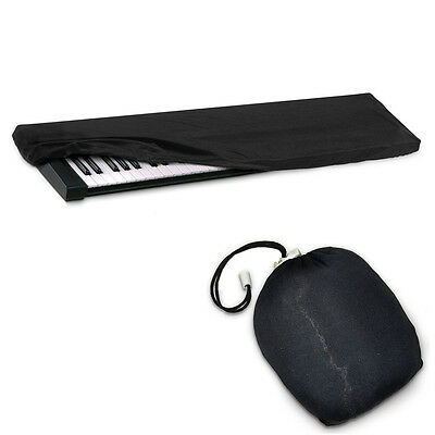 Elastic Dust Cover W/Bag For Yamaha 76-88-Key Electronic Keyboard Digital Piano • 10.51£