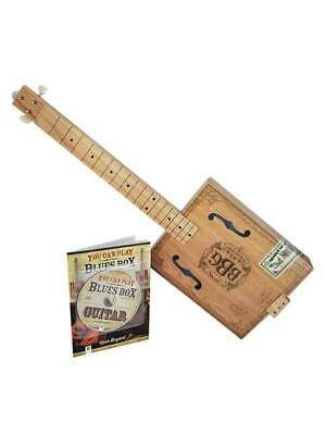 The Electric Blues Box Slide Guitar Kit Instrument Pack   Electric Guitar 978174 • 50.54£