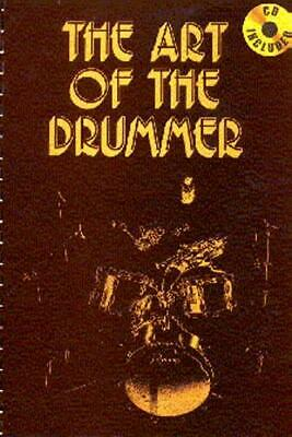 The Art Of The Drummer: Volume 1  Drum Kit  Book with CD MUSJV60274