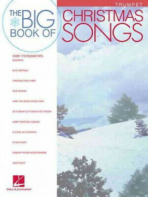 Big Book Of Christmas Songs For Trumpet (Big Book Of Christmas Songs) • 16.39£