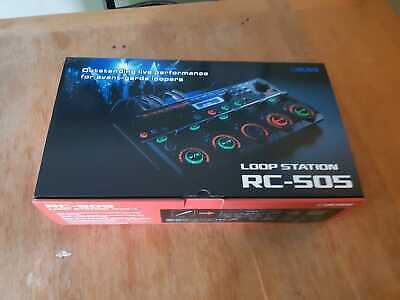 Boss RC-505 Loop Station NEVER USED With Box, Manual And Power Cable/uk Adapter • 420£