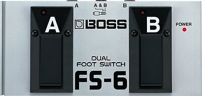 BOSS FS-6 Dual Footswitch New F/S • 58.74£