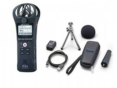 ZOOM Handy Recorder H1n + Accessory Pack APH-1n Set From Japan With Tracking • 149.52£