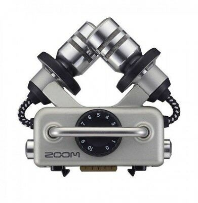 ZOOM XYH-5 XY Stereo Microphone Capsule For H6 H5 Q8 Shock Mount Japan Tracking • 93.06£