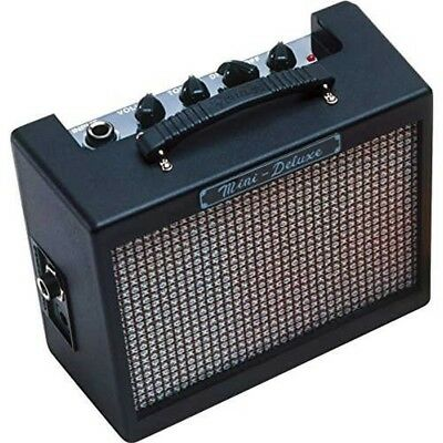 Fender 0234810000 MINI DELUXE Guitar Amplifier New From Japan With Tracking • 71.62£
