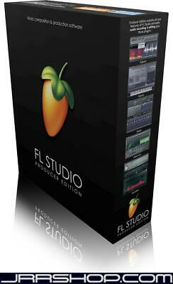 Image Line FL Studio V20 Producer Edition EDelivery JRR Shop • 165.18£