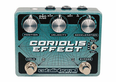 Catalinbread Coriolis Effect Used FREE 2 DAY SHIP • 147£