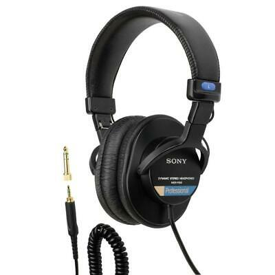 Sony MDR7506 Professional Large Diaphragm Headphone (MDR-7506) • 77.26£