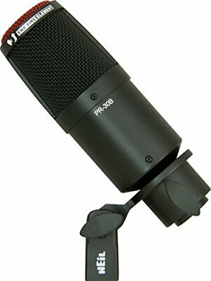 Heil Sound PR 30B Large-Diaphragm Dynamic Microphone BLACK • 192.27£
