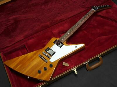 New Gibson Explorer 2019 Antique Natural *Pzk325 • 1,499.79£