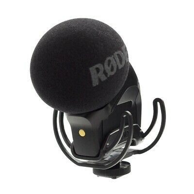 Rode Stereo Videomic Pro-R With Rycote Suspension • 169£
