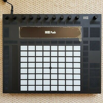 Ableton Push 2 Midi Controller, Boxed, Mint Condition • 265£