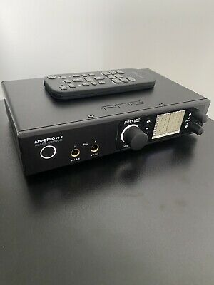 RME ADI-2 Pro FS R Black Edition Converter (immaculate / New Condition) • 1,290£