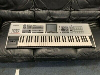 Roland Fantom X6 Keyboard Workstation, 61 Keys - Used But Well Looked After. • 650£
