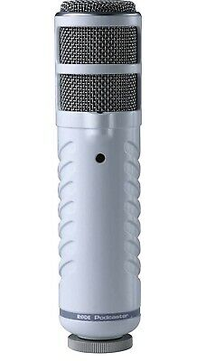 Rode Podcaster Dynamic Large Diaphragm Microphone With USB Connection Mac And PC • 190£