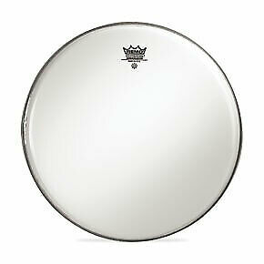 Remo 16  Smooth White Ambassador Bass Crimplock Drumhead • 29.16£