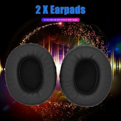 1 Pair Replacement Ear Pads For Sony MDR-7506 MDR-V6 MDR-CD 900ST Headphone • 4.69£