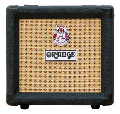 Orange PPC108 Micro Guitar Cabinet In Black • 75£