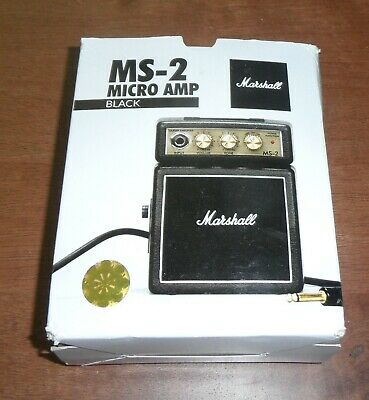 Marshall Ms -2 Micro Amp • 24.99£