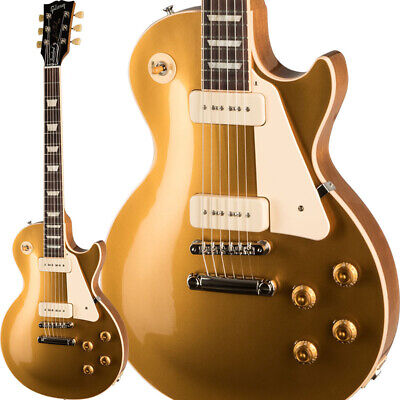 New Gibson Les Paul Standard '50S P90 Gold Top *Fox325 • 2,256.79£