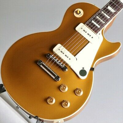 New Gibson Les Paul Standard '50S P-90 Gold Top *Wbi663 • 2,256.79£