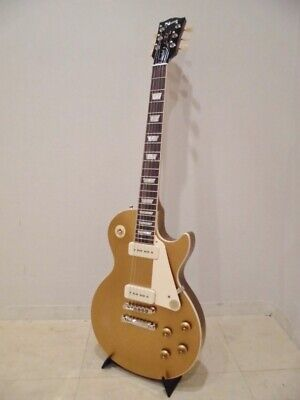 New Gibson Les Paul Standard 50S P90 Gold Top *Pbk645 • 2,597.33£