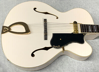 New Guild A-150 Savoy Special Snowcrest White *Sfq711 • 1,772.74£