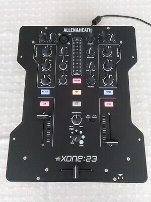 Allen&Heath Xone:23 - Professional 2 Channel Fully Analog DJ Mixer NEW • 249.90£