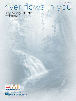 River Flows in You  Easy Piano  Book Only HL00110173