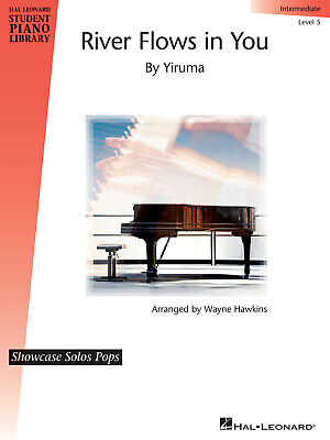 River Flows In You  Piano  Book Only HL00296896