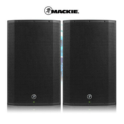 Mackie Thump15A V4 Active DJ PA Speaker 15  2600W Powered System Sound (Pair) • 565£