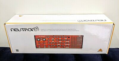 Brand New High Quality Synthesizer - Behringer Neutron - Paraphonic Analog - RED • 259.99£