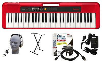 Keyboard Set 61-Key Headphone Stand Power Supply Cable Instructions Keyboard  • 154.97£