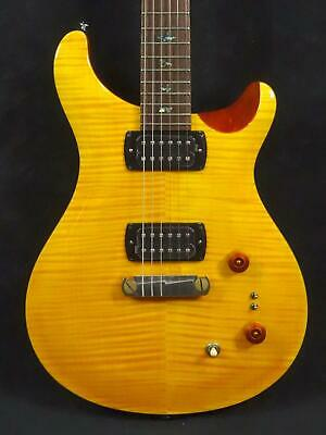 Paul Reed Smith Se S Guitar Amber Guitar *Cso595 • 1,053.50£
